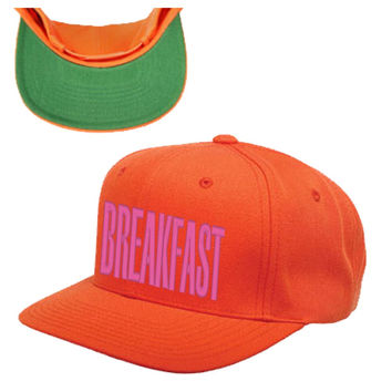 BREAKFAST BEYONCE SNAPBACK TEMPLATE