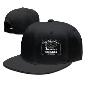 Tennessee Whiskey Logo Breathable Unisex Adult Womens Baseball Hats Mens Snapback Caps