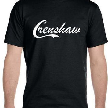 Straight Outta Crenshaw Mens T-Shirt