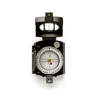 The Lensatic Cruiser Compass