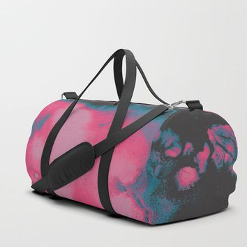 Disco Candy Duffle Bag by duckyb