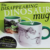 THE DISAPPEARING DINOSAUR COFFEE MUG - Sourpuss Clothing