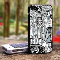 5 Seconds Of Summer Case For iPhone 4 4s 5 and by CraftBoxGenius