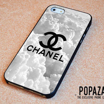 Chanel on sky iPhone 5 | 5S Case Cover