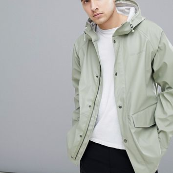Didriksons 1913 Lennart Jacket In Stone at asos.com