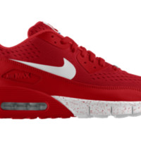 Nike Air Max 90 EM England iD Custom Women's Shoes - Red