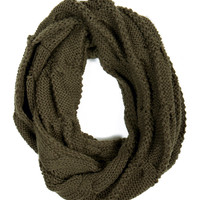 Comfy Chunky Infinity Scarf | 2020AVE