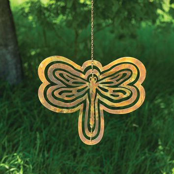 Cutout Dragonfly Hanging Ornament - New item! Pre-order for August!