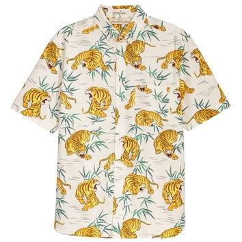 H&M Short-sleeve Shirt Regular fit $19.99