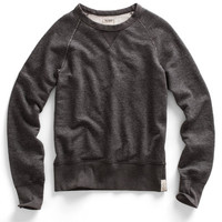 Charcoal Heather Crew Sweatshirt