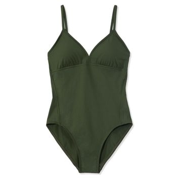 Eres: Malfrat Olive Swimsuit