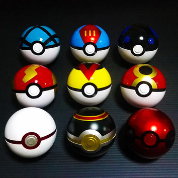 Levelball, Pokeball lighted up , Pokemon cosplay must have