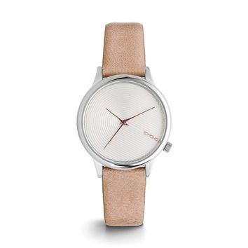 Komono Estelle Deco Watch in Clay