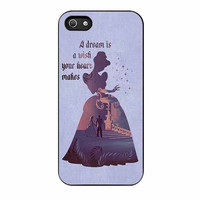 cinderella dream quote disney cases for iphone se 5 5s 5c 4 4s 6 6s plus