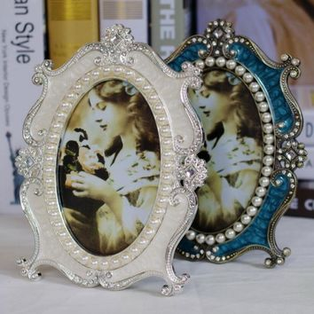 Wedding Pearl Bedroom Photo Frame