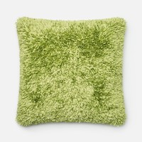 Loloi Lime Decorative Throw Pillow (P0045)