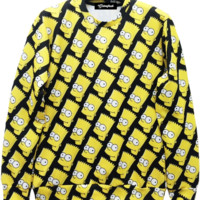 Bart Collage Crewneck