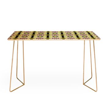 Ginette Fine Art Southern White Butterfly Desk