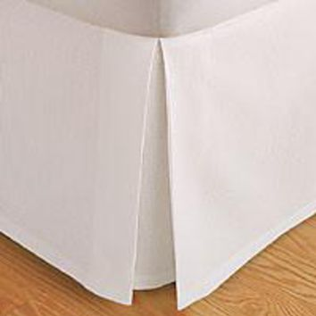 Full size Microfiber Bed Skirt