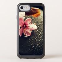 Beautiful Pink flower iphone case