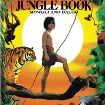 Rudyard Kipling's The Second Jungle Book Jamie Williams, Bill Campbell, Roddy McDowall, David Paul Francis, Gulshan Grover, Dyrk Ashton, Cornelia Hayes O'Herlihy, B.J. Hogg, Amy Robbins, Hal Fowler