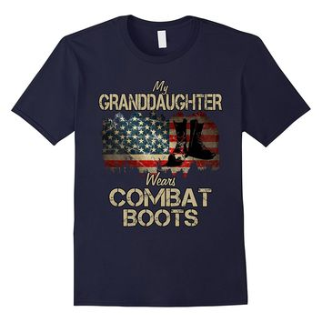 My Granddaughter Wears Combat Boots