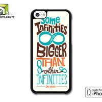 The Fault in Our Stars Tumblr Inspired Custom 3 iPhone 5c case by Avallen