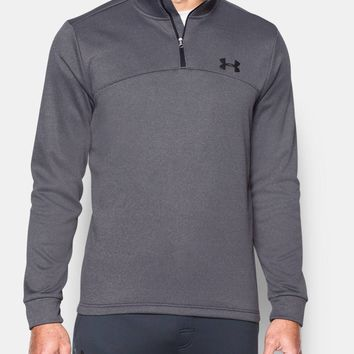 Men's UA Storm Armour® Fleece ¼ Zip | Under Armour US