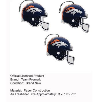 Licensed Official Brand New NFL Denver Broncos Pick Your Gear / Accessories Official Licensed