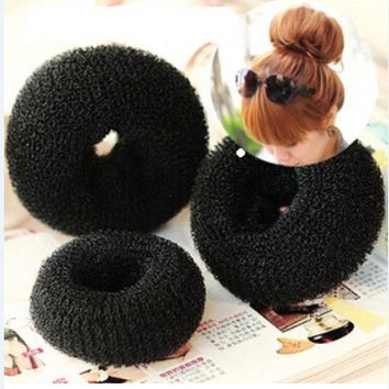 Free shipping Fashion meatballs head manager recommended essential hair accessories for women Hair Band Dish Hair Tools Headband