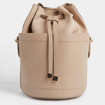 Malibu Bucket Bag - Natural