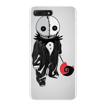 creepy doll trick or treat iPhone 7 Plus Case