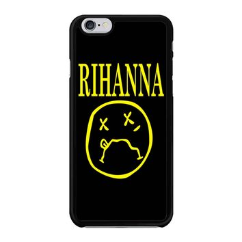 Nirvana Rihanna iPhone 6/6S Case