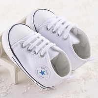 Canvas baby Sport shoes