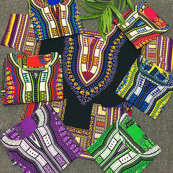 One Size Traditional Dashiki