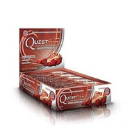 Quest Nutrition Strawberry Cheesecake Quest Bars, 12 Bars