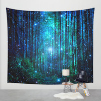 forest tapestry/forest path tapestry/magical tapestry/forest wall tapestry/trees wall tapestry/fantasy wall tapestry/nature wall tapestry