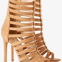 GLADIATOR RUNWAY HEEL from EXPRESS
