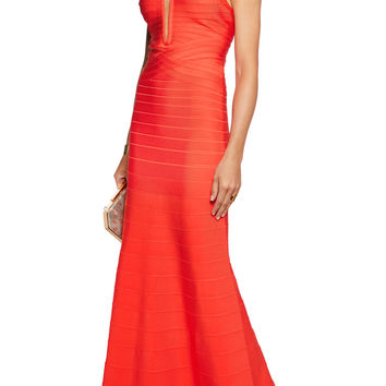 Bandage gown | Hervé Léger | US | THE OUTNET