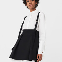 Flowy pinafore dress - Dresses for Woman | MANGO USA