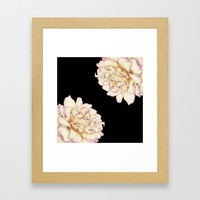 Roses - Lights the Dark Framed Art Print by drawingsbylam