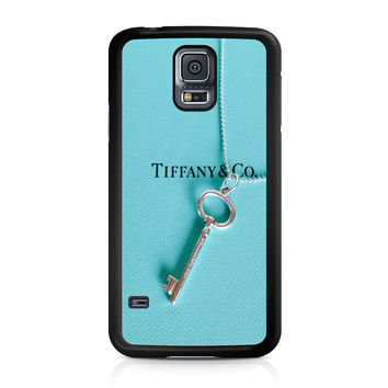 Tiffany Key Design Samsung Galaxy S5 case