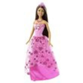 Barbie Princess Gem Fashion African American Doll