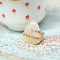 brescia loire pendant ring - $15.99 : ShopRuche.com, Vintage Inspired Clothing, Affordable Clothes, Eco friendly Fashion