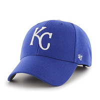 MLB Kansas City Royals MVP Adjustable Hat, One Size