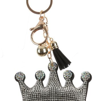 Pillow Crown Bag/Key Chain