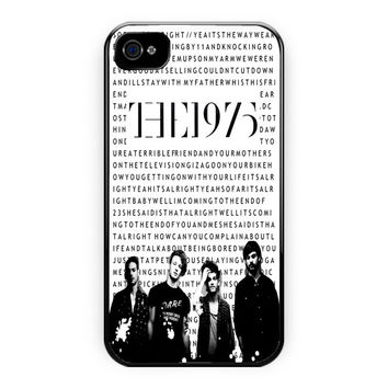 The 1975 Band iPhone 4/4S Case