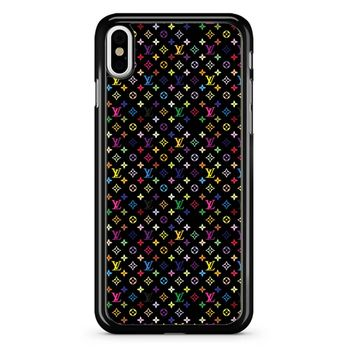 Louis Vuitton Wallpaper iPhone X Case