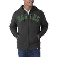 Philadelphia Eagles - Striker Full Zip Premium Hoodie