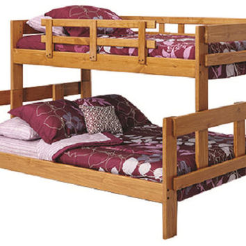 Dryden Twin over Full Bunk Bed